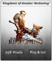 Kingdoms of Amalur Reckoning - Icon by Crussong