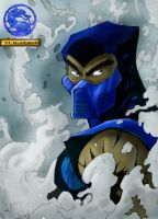 Sub Zero Pin-Up by ukfaithless