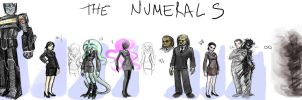 The Numerals part 1 by jameson9101322