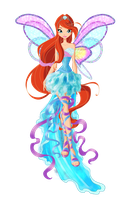 Bloom Harmonix Winx by Forgotten-By-Gods