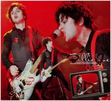 Billie Joe Live :D by GreenDayworld