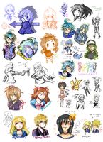 Doodle Dump 11: LS Epicness by whitty-boo