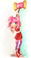 Amy BOOM by II-K