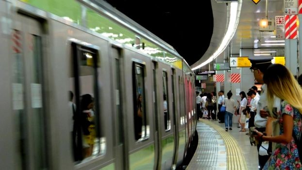 Round the Yamanote by Spumson