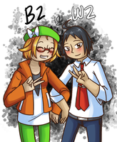 Pokemon: Aide and Leader by RitsuBel