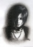 "Toshiya ""Shadow"" HANDDRAWN by Mari-chan05"