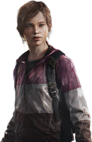 The Last Of Us - Ellie Render By Ashish913 by Ashish-Kumar