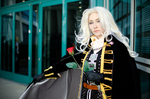 Alucard by elitecosplay