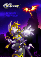 Ampere Aevagium Cover by Retromissile
