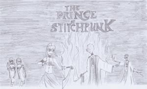 9 - The Prince of Stitchpunk by 7-The-Huntress