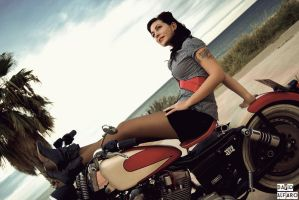 Luque Pin up 03 by Nadixe