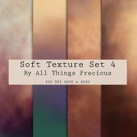 Soft Textures SET 4 by AllThingsPrecious
