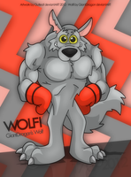 Buffed up Wolfi by OutLeaf