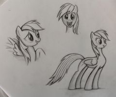More RBD Sketches! by Pajaga