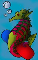 Sea Horse  by MatchCense