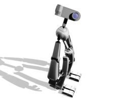 My robot 02 by alixpoulot