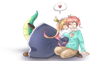 Life is Better With Dragons by ReddSkye