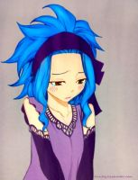 Shy Levy by JinxJayJess