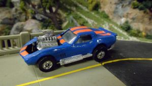 Custom Corvette by hankypanky68