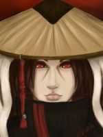 Itachi by Swevenzre