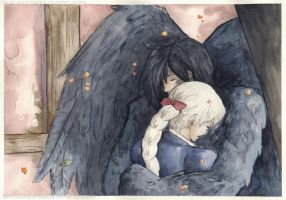 _Howl_and_Sophie_ by BennucciaCartuccia