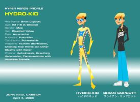 Hydro-Kid - 2008 Edition by ryuuseipro