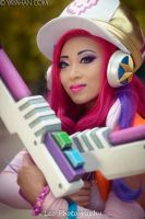 Arcade Miss Fortune II by yayacosplay
