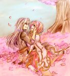 Petals Dance in the Breeze by beaver92