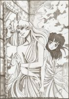 Good looking Sesshomaru by Solkatt