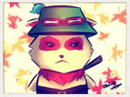 Teemo by sonicJKevin