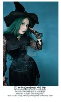 Halloween Gothic Witch Stock 004 by MADmoiselleMeliStock