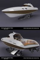 Yacht by adit1001