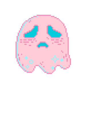 ghost pixel by GhostlyStatic