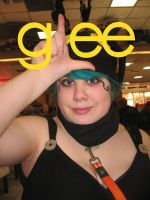 Tagged - Glee by Kaie13