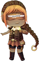 [Gift] Chibi Magnis by chemicaRouge