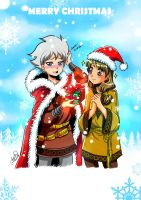 Merry Christmas 2014 by Momoyuan
