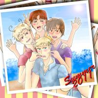 APH - Summer N.E.W.S. by natersal