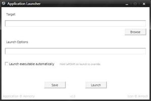 Application Launcher by Aemony