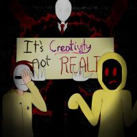 It's Creativity not Reality- Creepypasta by Lurkypasta