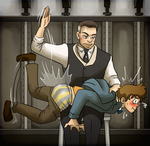 Fantastic Spankings and where to find them by Arkham-Insanity