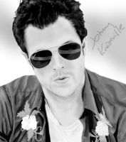 Johnny Knoxville Portrait by Gaara-left-inside
