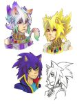 Sonic Human Concepts by Sora-na