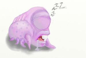 sleepy willy by pettyperson2
