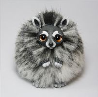 Wolf Furry Creature by RamalamaCreatures