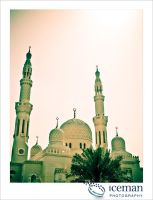 Mosque 001 by IcemanUK