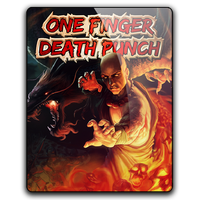 One Finger Death Punch by dylonji
