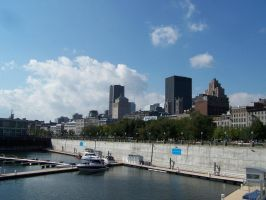 Montreal by Coritka