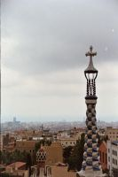 Barcelona 2012 Park Guell by FoolsGolde