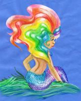 Sea Beauty - Painted by Atrixfromice