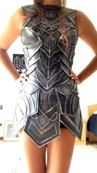 Nightingale armor update by mariana-a